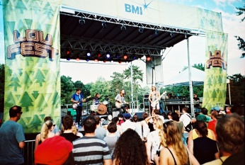 Desert Noises at BMI Stage