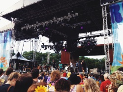 Edward Sharpe and The Magnetic Zeros at Waka