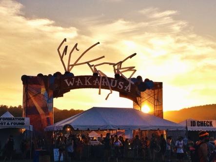 Waka Sunsets